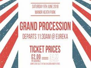 HALIFAX CHARITY GALA @ Manor Heath Park | England | United Kingdom