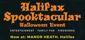 HALIFAX SPOOKTACULAR @ Manor Heath Park